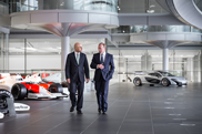 McLaren publishes figures over 2015 and creates 250 new jobs