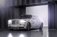 Rolls-Royce starts testing of a new spaceframe