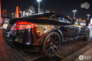 Mercedes-Benz SLR McLaren Mansory Renovatio blijft wennen