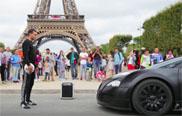 Filmpje: Bugatti versus Touzani, wie is sneller