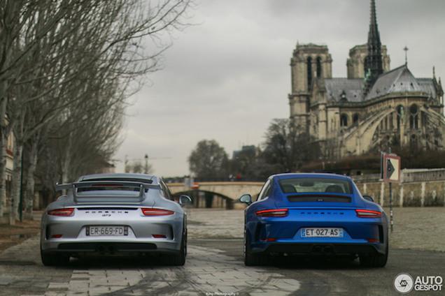 Comboshoot: Porsche 911 GT3