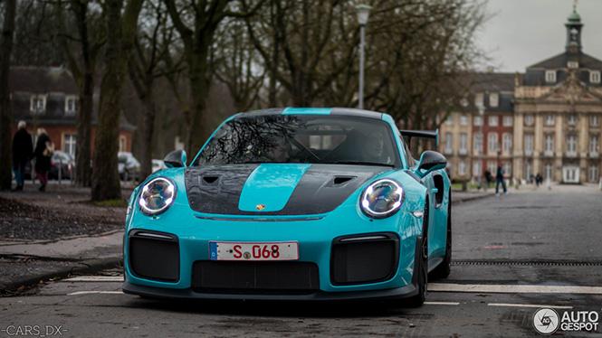 Kan de Porsche 991 GT2 RS nog sexier?