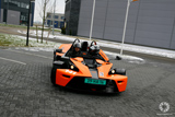 Autogespot maakt kennis met de KTM X-Bow