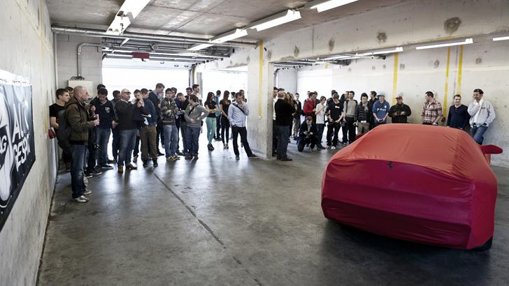 Gumball 3000: Team Autogespot presentatie