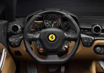 Nieuwe Ferrari krijgt naam F12berlinetta