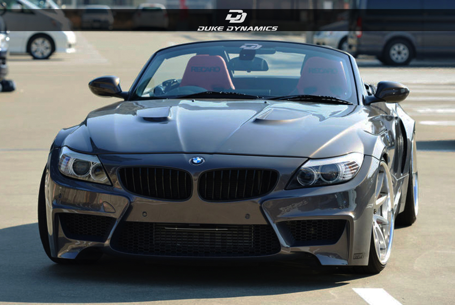 Duke Dynamics Tunes The Bmw Z4 E89
