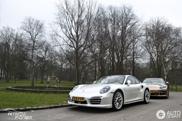 Spot van de dag: Porsche 991 Turbo S