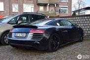 Spot van de dag: Duitse Audi R8 V10 Plus