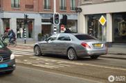 Spot van de dag: Mercedes-Maybach S600