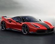 DMC Luxury tunes the Ferrari 488 GTB
