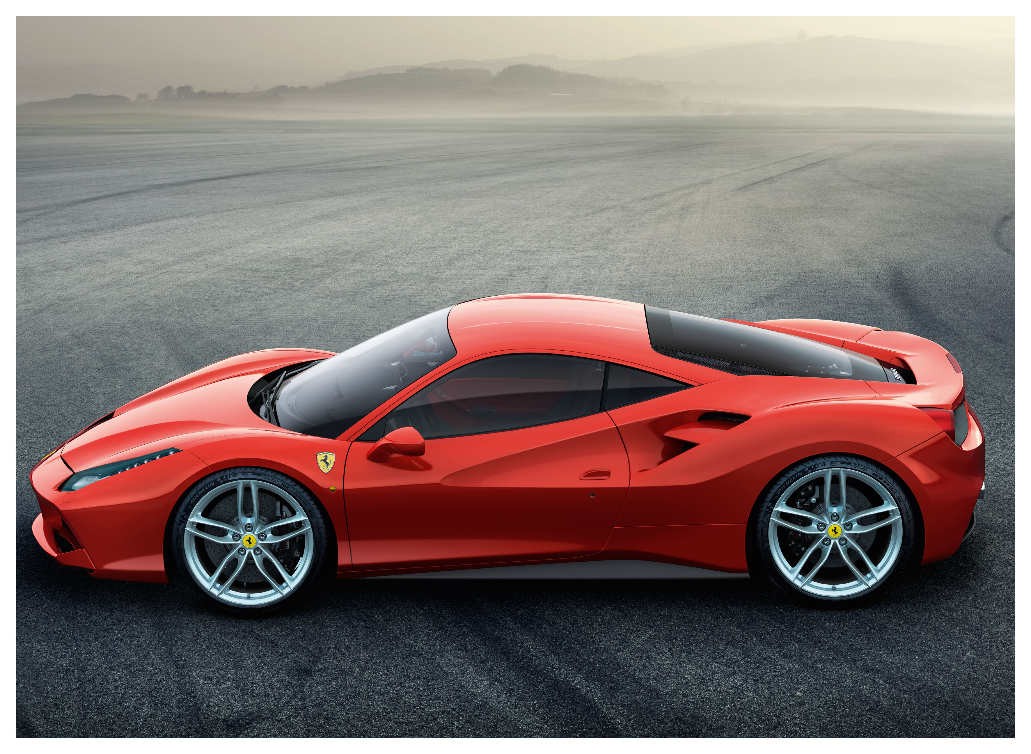ferrari 488 gtb extreme power for extreme driving thrills. Black Bedroom Furniture Sets. Home Design Ideas
