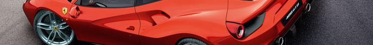 Ferrari 488 GTB: extreme power for extreme driving thrills