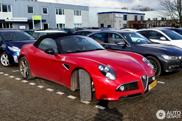 Spot van de dag: Alfa Romeo 8C Spider