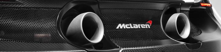 McLaren 675LT: power, a beautiful thing