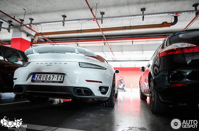 Zoran Tošić kan zich een Porsche 991 Turbo S Cabriolet veroorloven