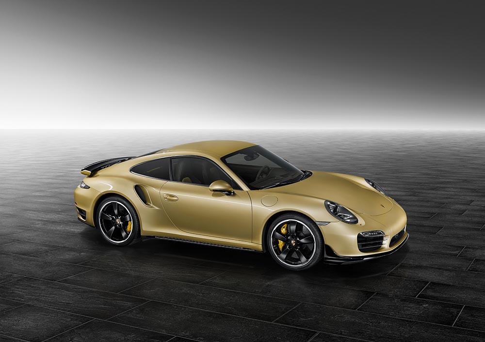 nieuwe aerokit voor de porsche 911 turbo s. Black Bedroom Furniture Sets. Home Design Ideas