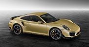 New Aerokit for the Porsche 911 Turbo and 911 Turbo S