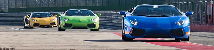 Fotoreportage: Lamborghini Esperienza auf Imola