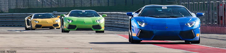 Photo story: Lamborghini Esperienza at Imola