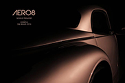 Morgan shows new Aero8 at Geneva Motor Show