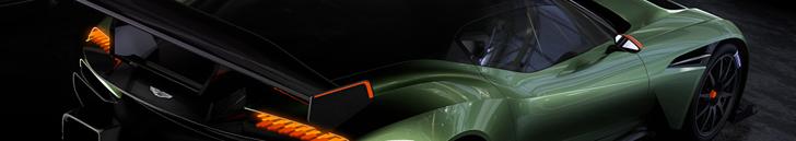 Aston Martin Vulcan klaar om aan te vallen
