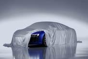 Laserkoplampen voor nieuwe Audi R8