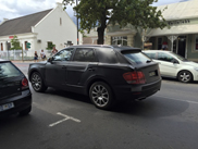 Spyshots: Bentley Bentayga