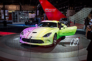 Chicago 2015: Dodge Viper GTC 1-Of-1