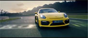 Movie: Porsche Cayman GT4 is the perfect toy for the Nürburgring