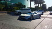 Crazy Mercedes-Benz CLK-GTR AMG spotted in Dubai