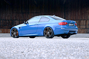 G-POWER refines the BMW M3 E92 again