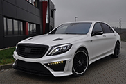 German Special Customs comes up with a brutal S-Class