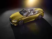 Lexus will bring three scoops to Geneva