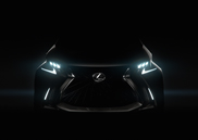 Lexus LF-SA Concept will be shown in Geneva