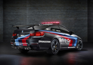 BMW M4 Safety car has a new technical feature