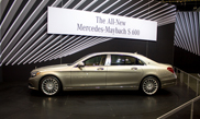 Chicago 2015: Mercedes-Maybach is also present