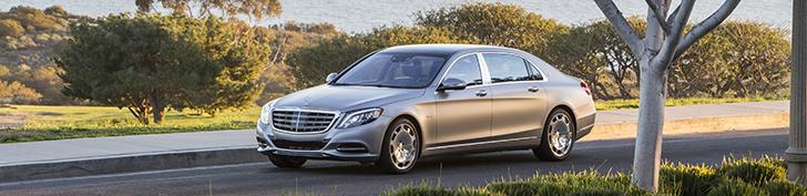 Neue Fotos zeigen die Eleganz von Mercedes-Maybach