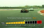 Movie: McLaren P1 beats a Corvette C7 Z06