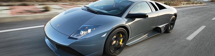Beautiful photos of a Lamborghini Murciélago LP640-4 in Turkey
