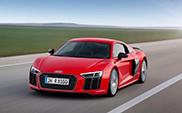 Eerste persfoto Audi R8 lekt uit