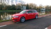 Opgelet! Audi RS4 gestolen!