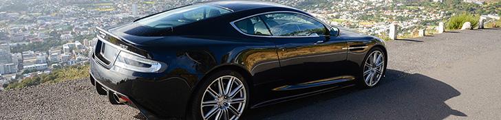 Photoshoot: Aston Martin DBS