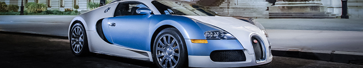 Special: the legendary Bugatti Veyron 16.4