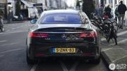 Spot van de dag: Mercedes-Benz S 63 AMG Coupé C217