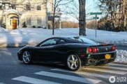 Rare Ferrari 360 Modena spotted in Ridgefield