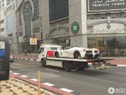 Une LaFerrari blanche est sur le point de conquérir Dubaï