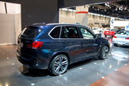 Chicago 2015: BMW X5 M and X6 M