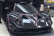 New one-off by Pagani: Zonda 760 JC