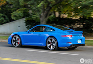 Topspot: zeldzame Porsche 991 GTS Club Coupe