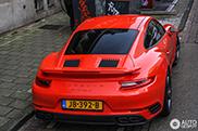 Spot van de dag: Porsche 991 Turbo S Mkll